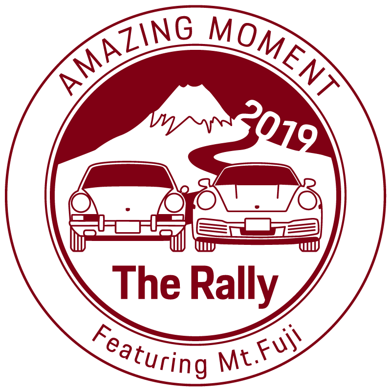 The Rally -Amazing Moment- 2019 Featuring Mt.Fuji